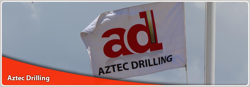 Directional Drilling - Drilling Rigs: Aztec Drilling
